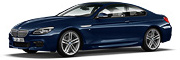 BMW 6-series Coupe Купе